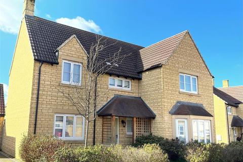 4 bedroom detached house for sale - Barrington Court, Sutton Benger