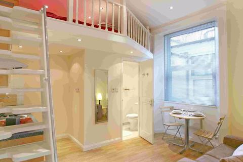 Studio to rent - Gloucester Place, Marylebone, NW1