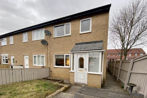 3 bedroom end of terrace house for sale - Monks Park Way, Newcastle Upon Tyne