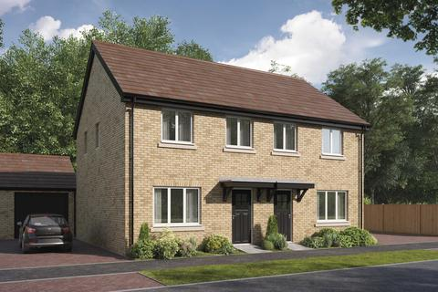3 bedroom end of terrace house for sale - Plot 41, The Tailor at Heron's Mead, Queensway, Llanwern NP19