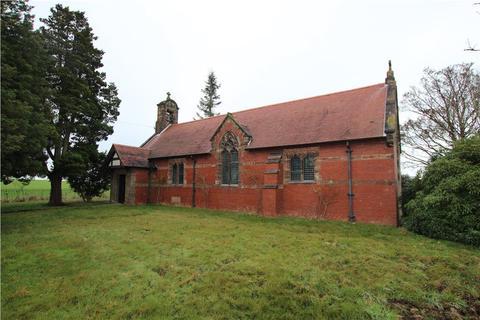 Land for sale - All Saints Church, Balterley Green Road, Balterley, Newcastle-under-Lyme, Staffordshire, CW2 5QH