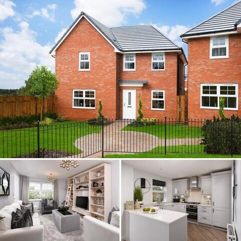 4 bedroom detached house for sale - Plot 65, Radleigh at Somerford Reach, Black Firs Lane, Somerford, CONGLETON CW12