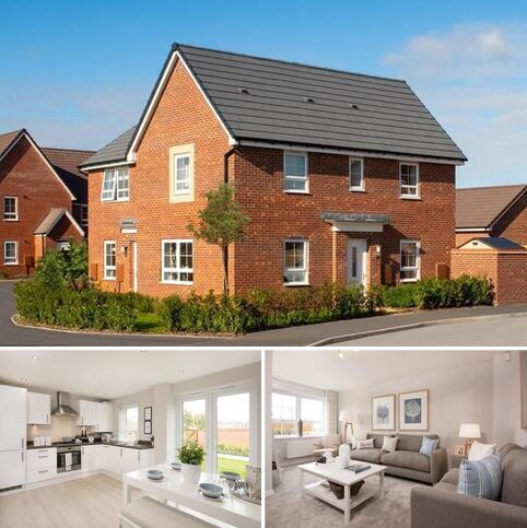 3 bedroom end of terrace house for sale - Plot 70, Moresby at The Glassworks, Catcliffe, Poplar Way, Catcliffe, ROTHERHAM S60
