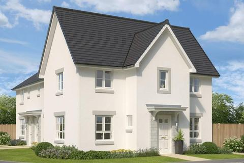 3 bedroom end of terrace house for sale - Plot 98, Abergeldie at Riverside Quarter, Mugiemoss Road, Aberdeen, ABERDEEN AB21