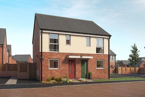 2 bedroom house for sale - Plot 124, The Haxby at Bucknall Grange, Stoke on Trent, Eaves Lane, Bucknall ST2