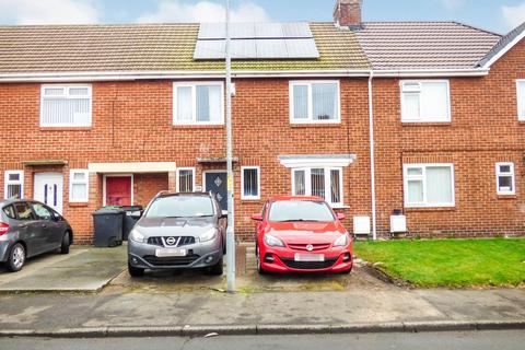 3 bedroom terraced house for sale - Kenilworth Road, Green Lane Estate., Ashington, Northumberland, NE63 8DD