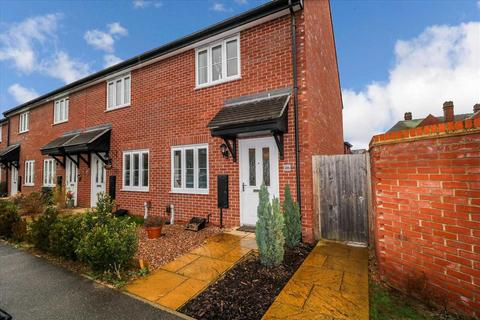 2 bedroom terraced house for sale - Angelica Road, Lincoln, Lincoln