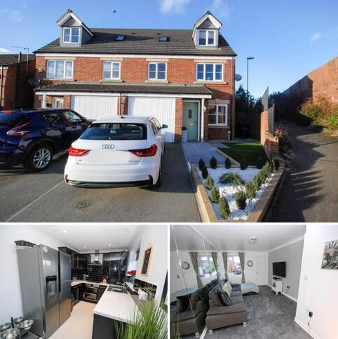 4 bedroom townhouse for sale - Robsons Way, Birtley