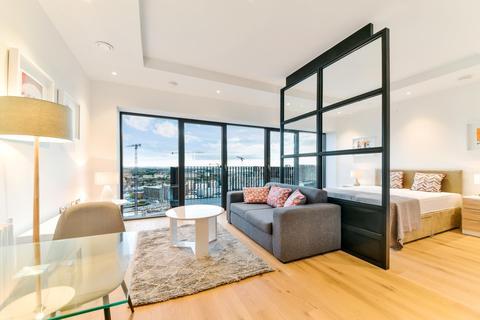 Studio to rent - Defoe House, London City Island, London, E14