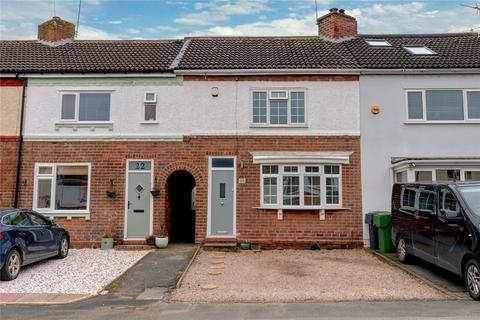 3 bedroom terraced house for sale - Latimer Road, Alvechurch, Birmingham, B48