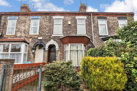 3 bedroom terraced house for sale - Queens Road, Hull, HU5