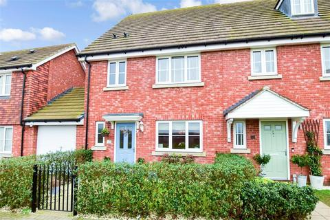 4 bedroom end of terrace house for sale - Spire Way, Wainscott, Rochester, Kent