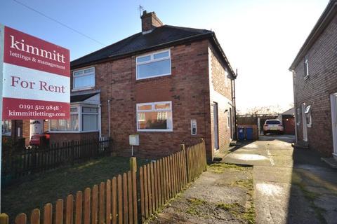 3 bedroom semi-detached house to rent - Bruce Glazier Terrace, Shotton Colliery, Durham, Co. Durham, DH6