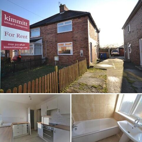 3 bedroom semi-detached house to rent - Bruce Glazier Terrace, Shotton Colliery, Durham, Co. Durham, DH6