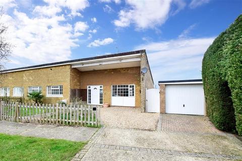 3 bedroom semi-detached bungalow for sale - Windmill Close, Ashington, West Sussex