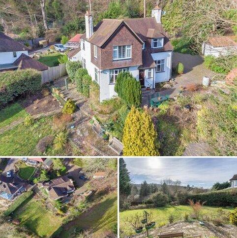 4 bedroom detached house for sale - Ballards Farm Road, South Croydon, CR2