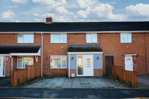 3 bedroom terraced house for sale - Warwick Road, Wigston, LE18 2ET