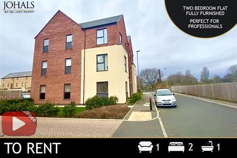 2 bedroom apartment to rent - Charles Bennion Walk, Leicester, LE4