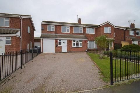 4 bedroom semi-detached house for sale - Long Furrow, East Goscote, Leicester, Leicestershire. LE7 3ST