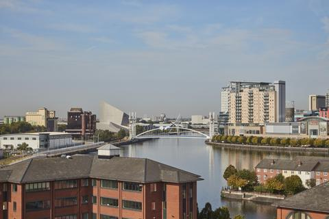 2 bedroom flat for sale - The Boathouse, Salford Quays, M50 3AJ