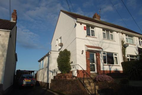 4 bedroom semi-detached house for sale - The Orchard, 47 Gowerton Road, Three Crosses, Swansea SA4 3PY