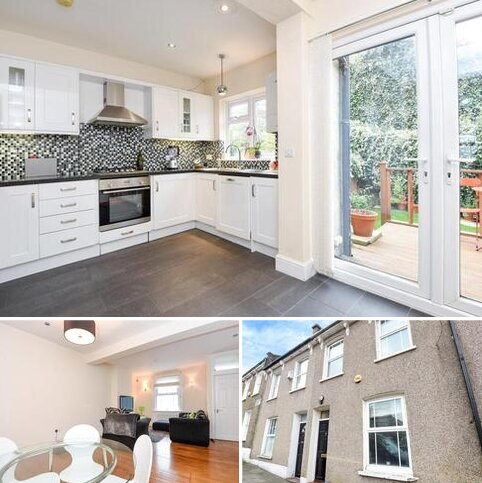 2 bedroom terraced house for sale - Vulcan Road, Brockley
