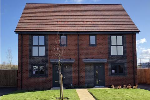 3 bedroom semi-detached house for sale - 3 Bedroom Semi-detached Houses at Potter's Grange, Potter's Grange, Smisby Road, Ashby-de-la-Zouch LE65