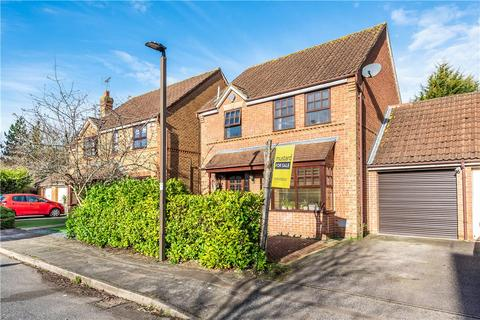 4 bedroom link detached house for sale - Grace Avenue, Oldbrook, Milton Keynes, MK6