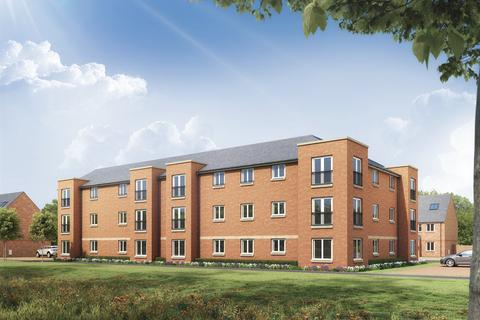 2 bedroom flat for sale - Plot 154, Thornhill Wynd Apartment at Thornhill Wynd, Etna Road FK2