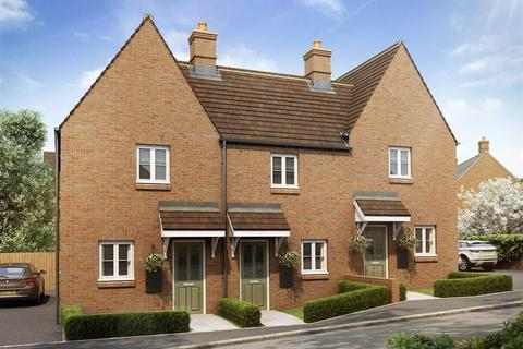 2 bedroom end of terrace house for sale - Plot 204, The Eydon at The Furlongs @ Towcester Grange, Epsom Avenue NN12