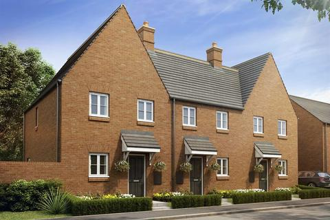 3 bedroom end of terrace house for sale - Plot 646, The Weedon at The Furlongs @ Towcester Grange, Epsom Avenue NN12