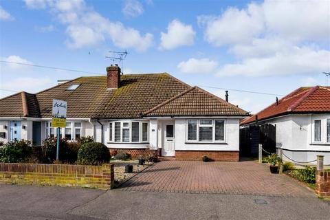 2 bedroom semi-detached bungalow for sale - Warren Drive, Broadstairs, Kent