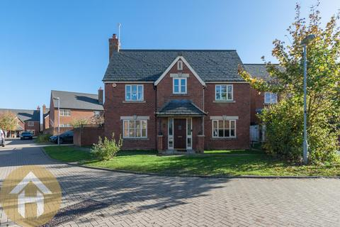 4 bedroom detached house to rent - Wanshot Close, Wroughton, Swindon, Wiltshire, SN4 0RF