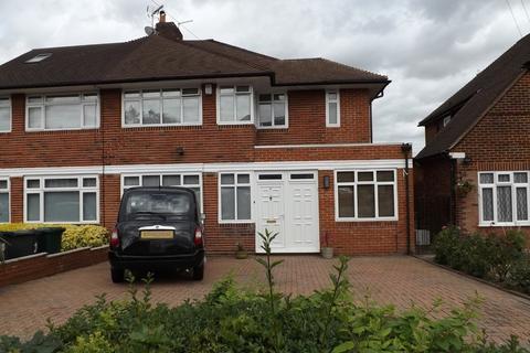4 bedroom semi-detached house for sale - Francklyn Gardens, Edgware, HA8