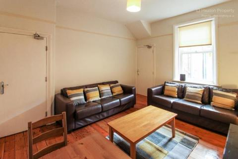 4 bedroom terraced house to rent - Cardigan Terrace, Heaton, Newcastle upon Tyne, Tyne and Wear, NE6 5NX