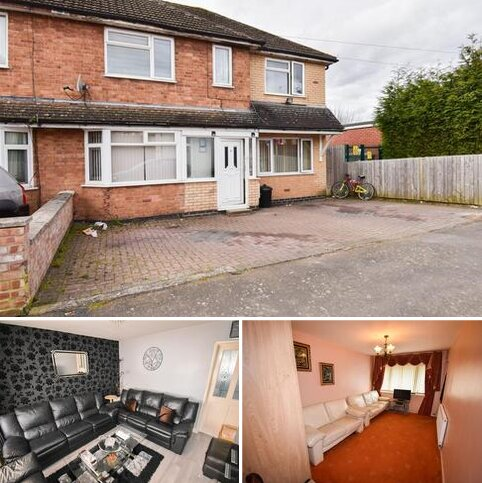 6 bedroom semi-detached house to rent - Fairfield Road, Oadby, Leicester