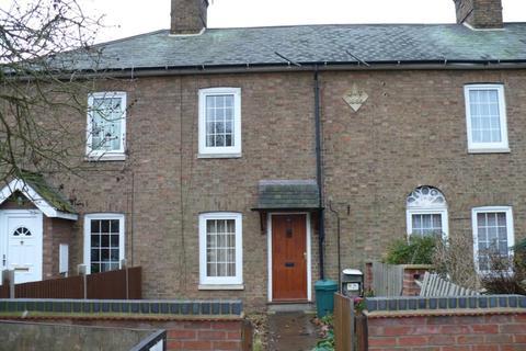 2 bedroom terraced house to rent - Huntingdon Road, Thrapston