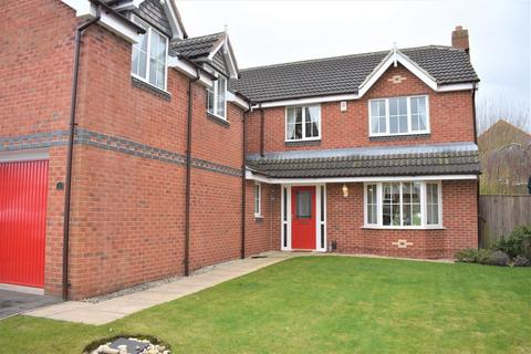 5 bedroom detached house to rent - Lavery Close, Ossett