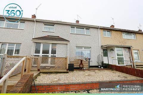 3 bedroom terraced house for sale - Liswerry Drive, Llanyravon