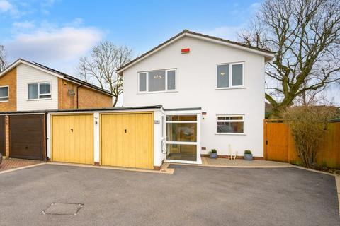 4 bedroom link detached house for sale - Ettington Close, Dorridge