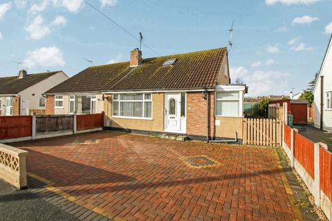 2 bedroom semi-detached bungalow for sale - Lon Y Gors, Pensarn, Abergele