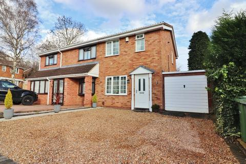 2 bedroom semi-detached house for sale - Loughshaw, Wilnecote