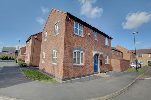 3 bedroom detached house to rent - The Carabiniers, Coventry