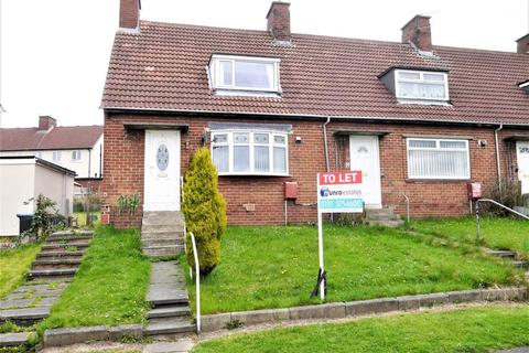 2 bedroom end of terrace house to rent - Oakridge Road, Ushaw Moor, County Durham