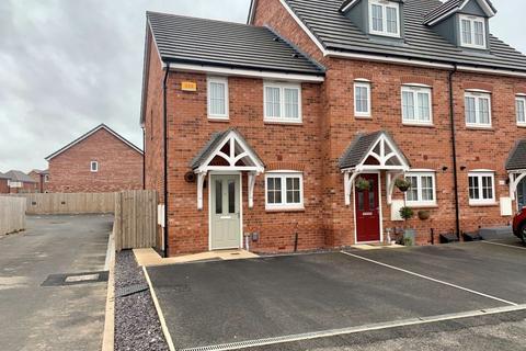2 bedroom end of terrace house to rent - Lamprey Road, Rossmore