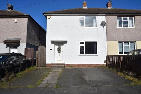 2 bedroom semi-detached house for sale - Sandringham Road, Derby