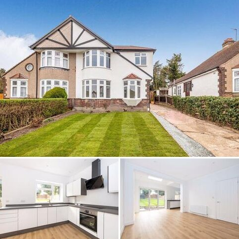 4 bedroom semi-detached house for sale - Cedar Grove, Bexley, DA5 3DB