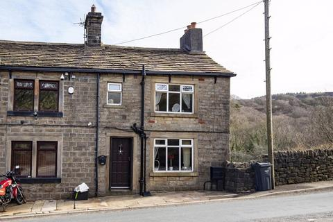 2 bedroom end of terrace house for sale - 147 Oldham Road, Rishworth HX6 4QG