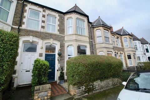 4 bedroom terraced house for sale - Grove Place, Penarth, CF64 2LB