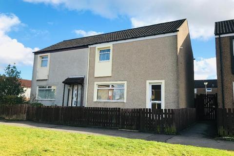 2 bedroom semi-detached house for sale - Bedlay Court, Moodiesburn, Glasgow, G69 0QA
